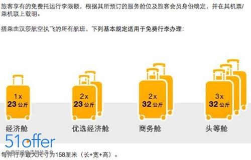 至于登机行李从来都是一个登机箱和一个个人物品